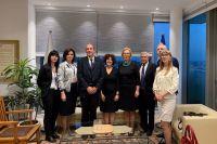 Денисова провела встречу с омбудсменом Израиля: что известно