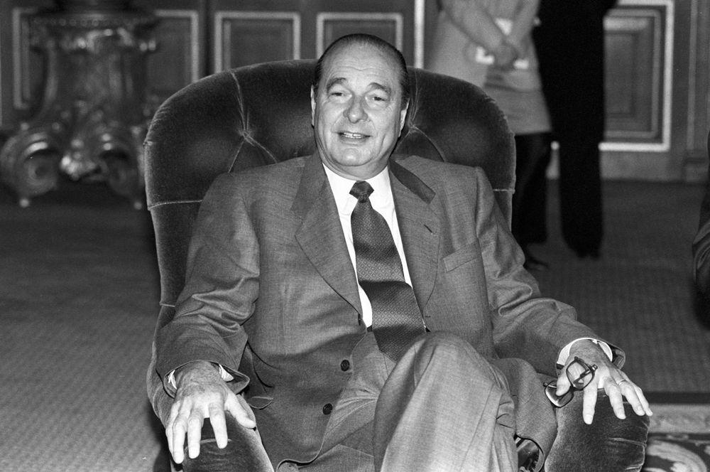 26 сентября в возрасте 86 лет скончался бывший президент Франции Жак Ширак.