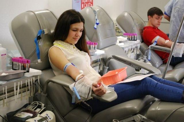 Термин «переливание крови» можно отправить в прошлое - теперь это называется автоматическая сдача крови.