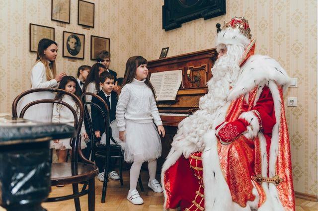 Дед Мороз исполнил мечты маленьких ставропольцев
