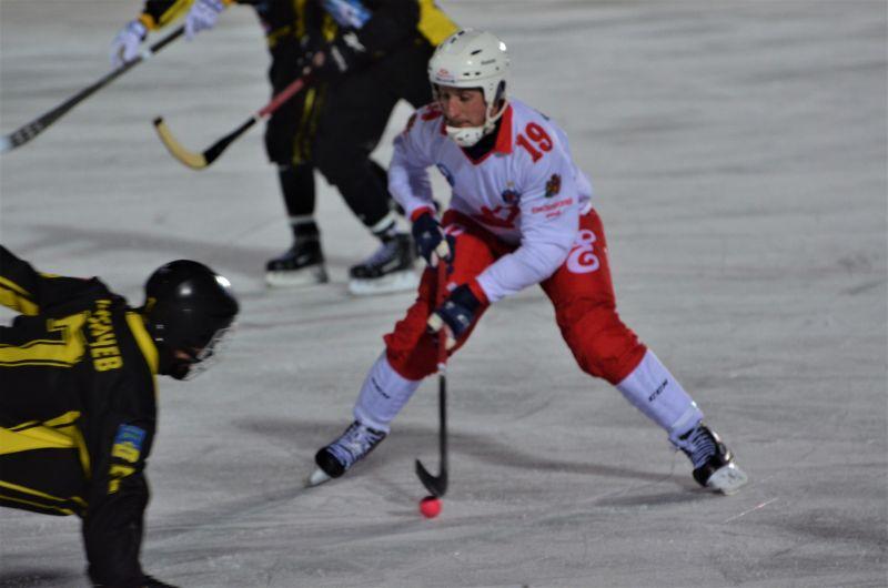 Красноярский «Енисей» - неоднократный чемпион России по хоккею с мячом.