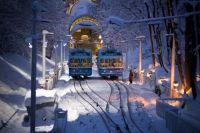 Киевский фуникулер будет работать круглосуточно в новогоднюю ночь