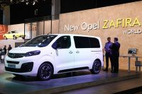 Новый Opel Zafira Life.