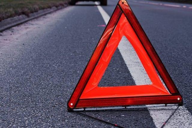ДТП во Львове: троллейбус сбил пешехода