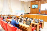 В Салехарде обсудили реализацию нацпроектов Ямала