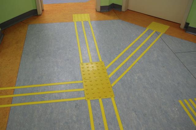 В корпусе Тарко-Салинской ЦРБ создали все условия для пациентов с ОВЗ