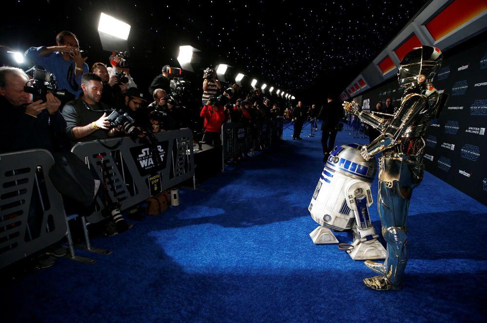 R2-D2 и C-3PO.