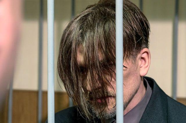Андрей Бовт в Гатчинском городском суде.