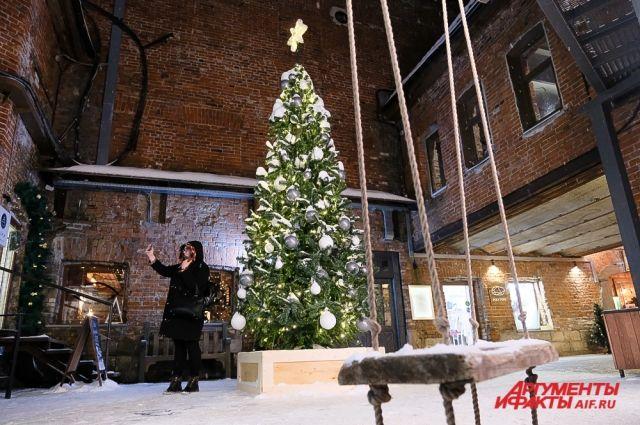 В новогодние праздники отдохнуть можно и в уютных уголках Перми, и на просторах края.