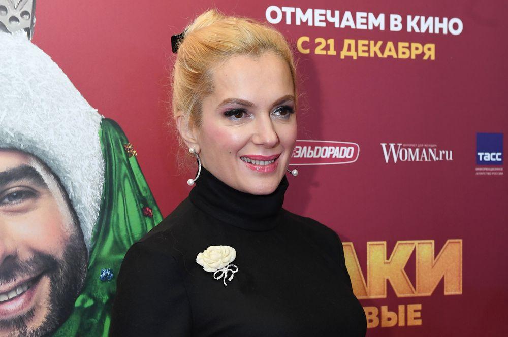 В пятый раз стала мамой актриса Мария Порошина, в начале года у нее родился сын.