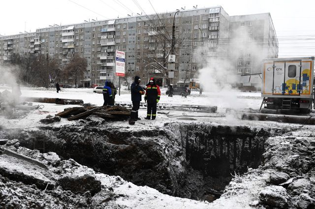 Вся страна в едином прорыве. Почему российские города и деревни замерзают?