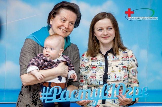 С 1 января 2020 года ежегодно более 20 тысяч детей станут обладателями подарка «Расту в Югре»