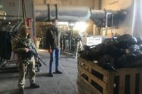 В Одессе утилизировали наркотиков на 100 млн долларов