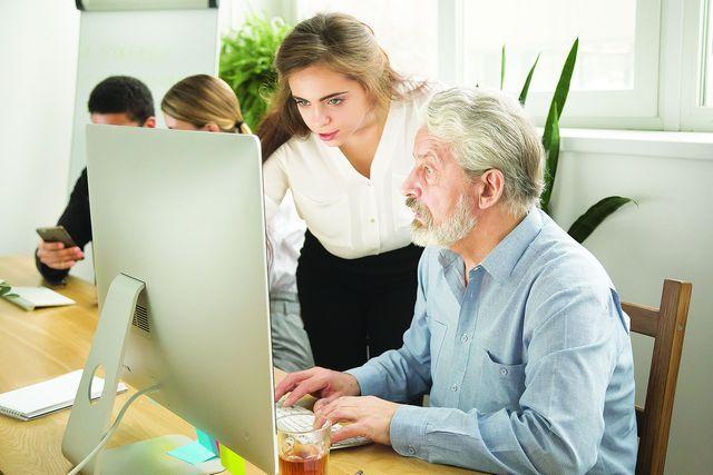 84% пенсионеров края обратившихся в Службу занятости, получили работу