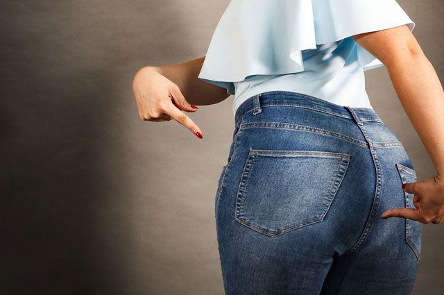 Вот это объем! Что нельзя носить женщинам с пышными бедрами