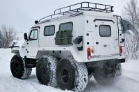 Технопарк ямальских спасателей пополнили четыре новых снегоболотохода