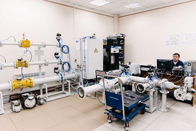 Оборудование лабораторий позволяет осуществлять за год более 400 тысяч поверок.
