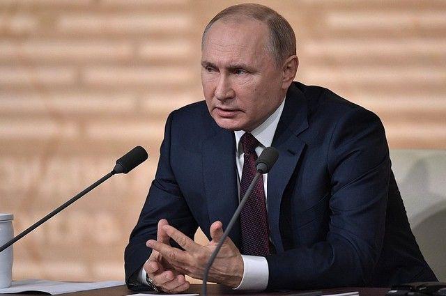 Журналистам Сибири удалось задать свой вопрос президенту.