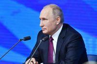 Путин рассказал об условиях для проведения нормандского саммита в апреле