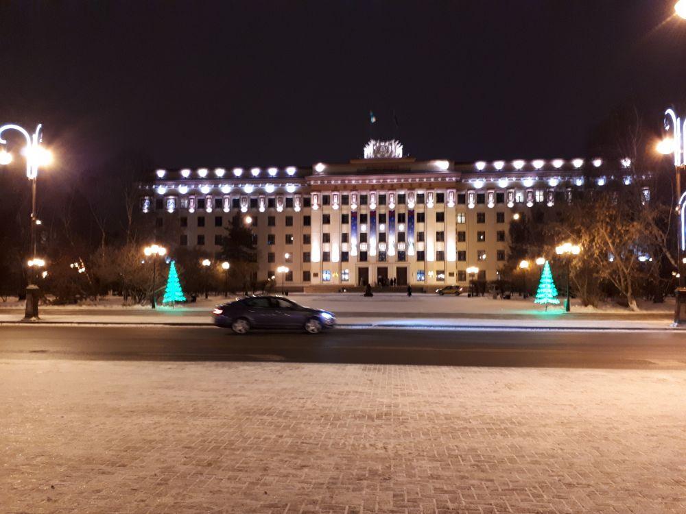 Тюменская Областная Дума.