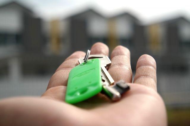 В этом году около 5800 семей в округе получили поддержку на покупку жилья