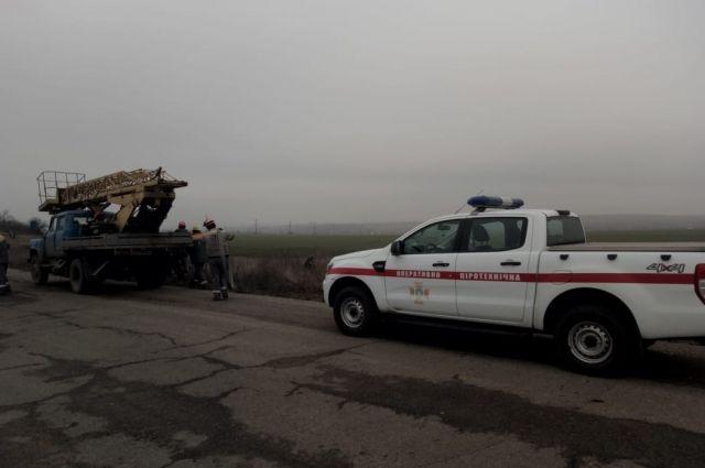 В ООС заявили о восстановлении электроснабжения в Луганском