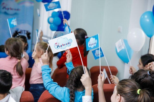 «Мир без слез» — всероссийский благотворительный проект, который реализуется в рамках социальной программы банка ВТБ «Здоровая страна».