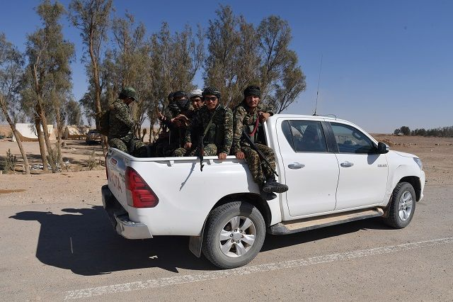 Боевики два раза  атаковали позиции армии Сирии