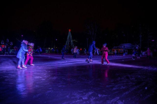 «АиФ-Новосибирск» рассказывает, где с пользой и удовольствием провести время зимой.
