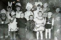 В советское время родители сами шили детям костюмы на Новый год.