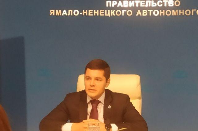Глава ЯНАО наградил энергетиков за вклад в экологию округа