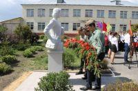 Памятник Софье Аракчеевой открыли в Болхове в 2007 году.