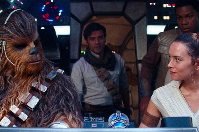 «Звёздные войны: Скайуокер. Восход».