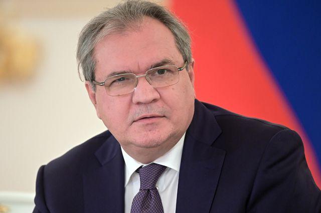 Советник президента РФ, председатель Совета при президенте РФ по развитию гражданского общества и правам человека Валерий Фадеев.
