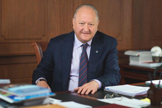 Губернатор Камчатского края Владимир Илюхин.