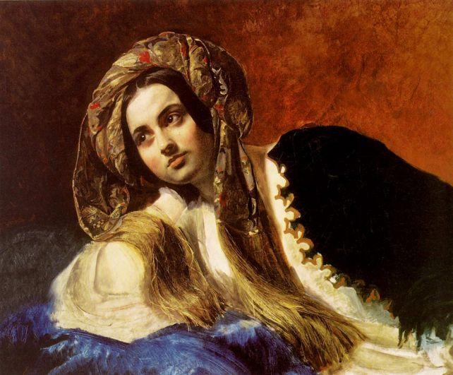 «Турчанка» (1837-1839).