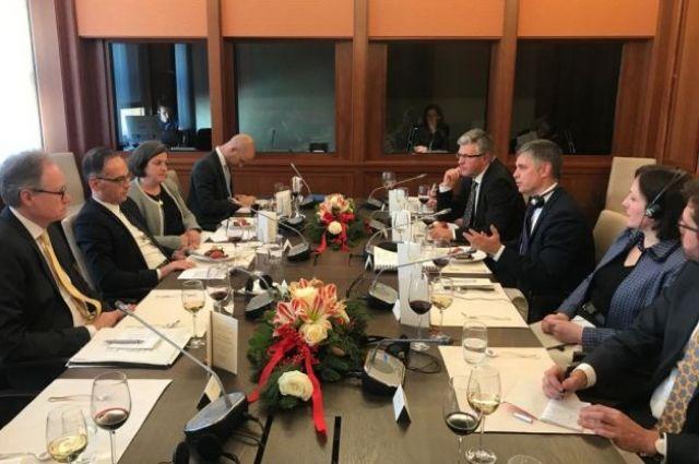Стали известны подробности встречи Пристайко с главой МИД Германии