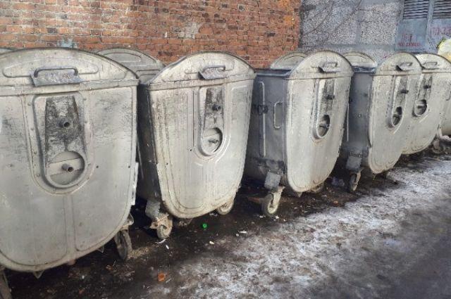 Тюменцам рассказали о вывозе мусора в период праздников