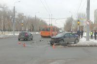 В Оренбурге в ДТП на Рыбаковской пострадала женщина.