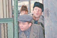 Картина «Джентльмены удачи», многие сцены которой снимались внашем районе, стала лидером кинопроката в1972 г.