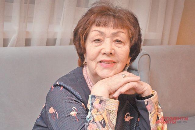 Инесса Штурбина активно посещает занятия в«Московском долголетии», так как они позволяют держать себя вотличной форме идольше не стареть.