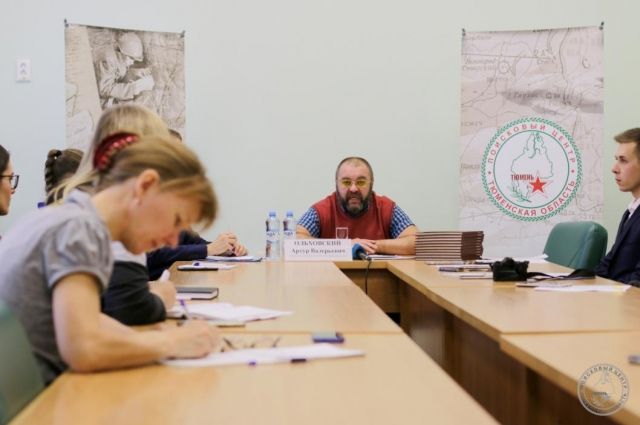 В Тюмени умер руководитель поискового движения Артур Ольховский