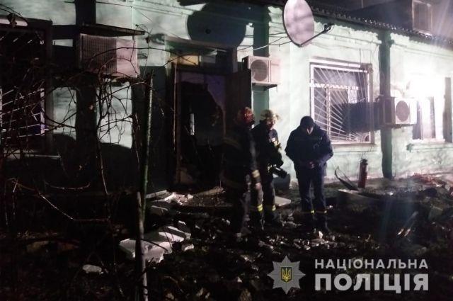 В Луганской области произошел пожар в интернате: есть жертвы и пострадавшие