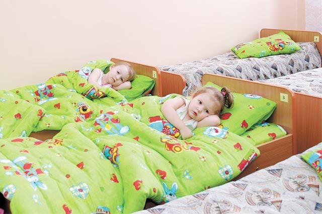 В детском саду нет помещения для изоляции заболевших детей.