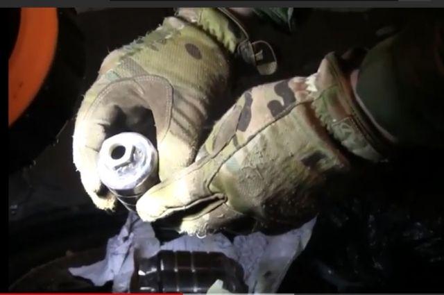 В Оренбурге задержан местный житель по подозрению в незаконном изготовлении оружия.