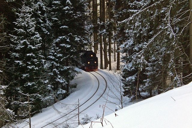 График движения поездов в новогодние каникулы изменится