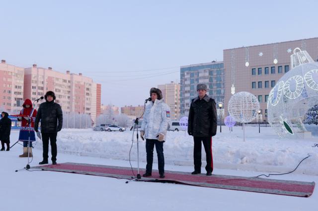 На Ямале во всех муниципалитетах обновится технопарк полиции