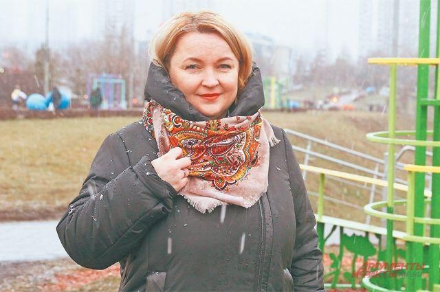 В Северном Бутове Ольга Андреева живёт уже 25 лет.