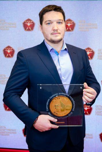 Сергей Савинов, генеральный директор сети фитнес-клубов С.С.С.Р.