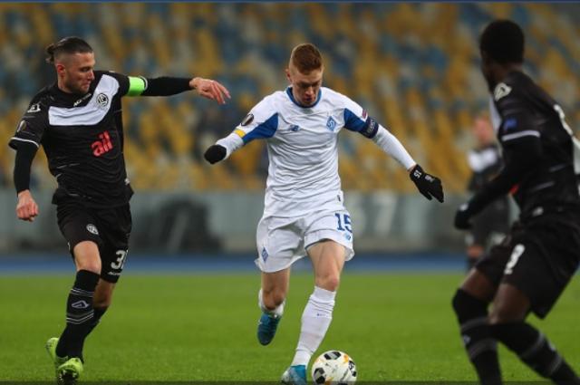 «Динамо» (Киев) назвали лучшим украинским клубом в истории Лиги Чемпионов